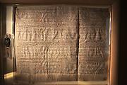 Magna Carta, Weston Library, Bodleian Libraries, University of Oxford, England, UK