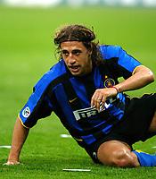 Milano 27/4/2003<br />Inter - Lazio 1-1<br />Hernan Crespo<br />Foto Andrea Staccioli Graffiti