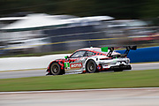 October 15-17, 2020. IMSA Weathertech Petit Le Mans: #9 PFAFF Motorsports Porsche 911 GT3 R, GTD: Dennis Olsen, Zacharie Robichon, Lars Kern
