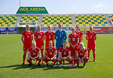 180307 Cyprus Cup Day 9 Wales v Austria