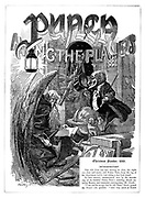 Punch among the Planets (Almanack for 1891)
