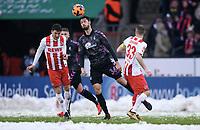 v.l. Salih Oezcan, Tim Kleindienst, Matthias Lehmann (Koeln)<br /> Koeln, 10.12.2017, Fussball Bundesliga, 1. FC Koeln - SC Freiburg<br /> Köln<br /> Norway only