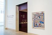 Blanton Museum -Crusader Bible Exhibit