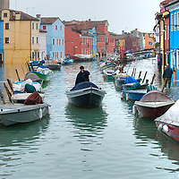 More than 59% of Venice was under water on Thursday, as the historic lagoon town was hit by exceptionally high tides. The sea level rose above 140cm overnight and was expected to remain above critical levels for about 15 hours.