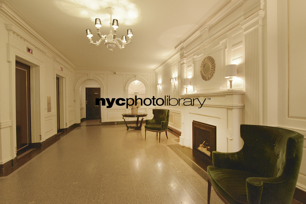 Lobby at 302 West 12th Street