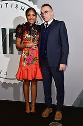 Naomie Harris and Danny Boyle bei den British Independent Film Awards in London / 041216<br /> <br /> <br /> *** at the British Independent Film Awards in London on December 4th, 2016 ***