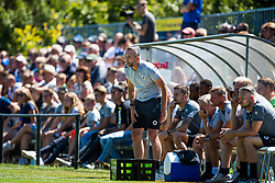 coach Adrie Poldervaart of sbv Excelsior during the Friendly match between PEC Zwolle and Excelsior at Sportpark Gerner on July 14, 2018 in Dalfsen, The Netherlands