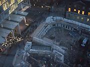 From The News Building, London Bridge, London.  Part of the London Bridge Quarter development. 4 February 2016