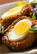Scotch Eggs from Auden's Kitchen in San Antonio, Texas