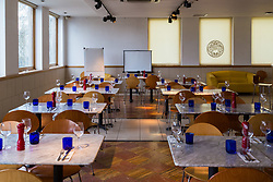 Pizza Express function room. Crawley, March 06 2018.