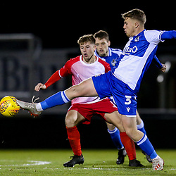 Bristol Rovers v Camberley Town