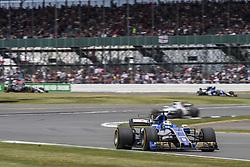 July 16, 2017 - Silverstone, Great Britain - Motorsports: FIA Formula One World Championship 2017, Grand Prix of Great Britain, .#9 Marcus Ericsson (SWE, Sauber F1 Team) (Credit Image: © Hoch Zwei via ZUMA Wire)