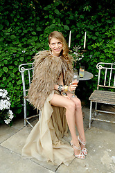 Elena Perminova at the Raisa Gorbachev Foundation Party held at Stud House, Hampton Court Palace on 5th June 2010.  The night is in aid of the Raisa Gorbachev Foundation, an international fund fighting child cancer.