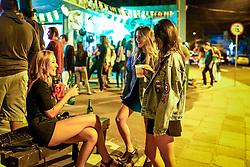 Amigos comemoram o St Patrick's Day 2017, no Céu Bar, da Cidade Baixa. Foto: Jefferson Bernardes/ Agência Preview