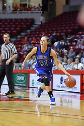01 January 2009: Megan Neuvirth. The game between the Creighton Bluejays and the Illinois State Redbirds ended with the Redbirds on top by a score of 63-43 on Doug Collins Court inside Redbird Arena on the campus of Illinois State University, Normal IL.