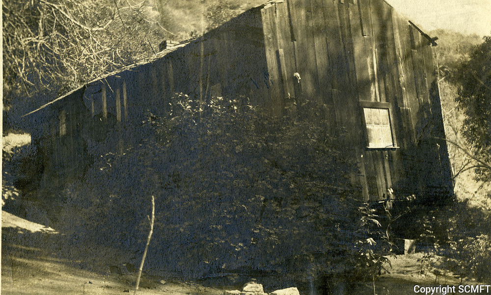 1902 The first house in Laurel Canyon
