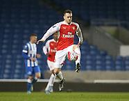 Brighton U21 v Arsenal U21 011215