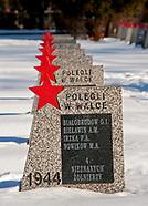 Bielsk Podlaski. Cmentarz Wojenny