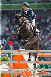Rolf-Goran Bengtsson, (SWE), Cortes C - Show Jumping Final Four - Alltech FEI World Equestrian Games™ 2014 - Normandy, France.<br /> © Hippo Foto Team - Leanjo de Koster<br /> 07-09-14