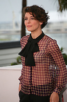Actress, Jasmine Trinca at the Miele film photocall at the Cannes Film Festival 18th May 2013