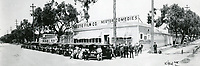 1916 Christie Film Co. & Nestor Comedies at Sunset Blvd. & Gower St.
