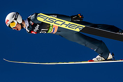 Martin Hamann (GER) during the Trial Round of the Ski Flying Hill Individual Competition at Day 1 of FIS Ski Jumping World Cup Final 2019, on March 21, 2019 in Planica, Slovenia. Photo by Matic Ritonja / Sportida