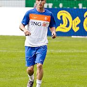 AUS/Seefeld/20100530 - Training NL Elftal WK 2010, Klaas Jan Huntelaar