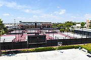 Lastinger Tennis Center on Campus of Chapman University