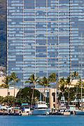 Kewalo Basin, Honolulu, Oahu, Hawaii