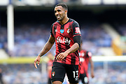 Bournemouth forward Callum Wilson (13) during the Premier League match between Everton and Bournemouth at Goodison Park, Liverpool, England on 26 July 2020.