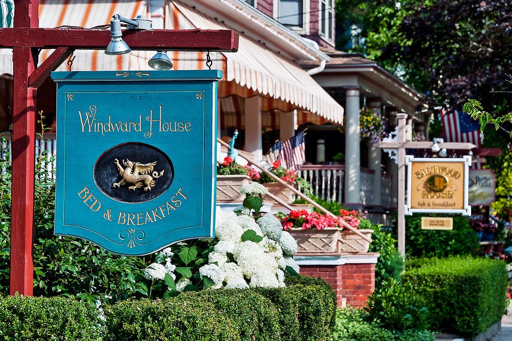 Windward House B&B, Cape May, NJ, USA