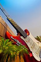 Rock n Roller Coaster starring Aerosmith, Disney's Hollywood Studios, Walt Disney World, Orlando, Florida USA
