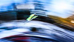 17.12.2016, Nordische Arena, Ramsau, AUT, FIS Weltcup Nordische Kombination, Skisprung, im Bild Joergen Graabak (NOR) // Joergen Graabak of Norway during Skijumping Competition of FIS Nordic Combined World Cup, at the Nordic Arena in Ramsau, Austria on 2016/12/17. EXPA Pictures © 2016, PhotoCredit: EXPA/ JFK