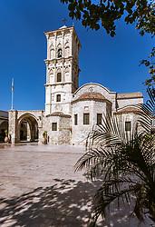 THEMENBILD - die Lazarus-Kirche an einem heissen Sommertag, aufgenommen am 16. August 2018 in Larnaka, Zypern // the Lazarus Church on a hot summer Day, Larnaca, Cyprus on 2018/08/16. EXPA Pictures © 2018, PhotoCredit: EXPA/ JFK