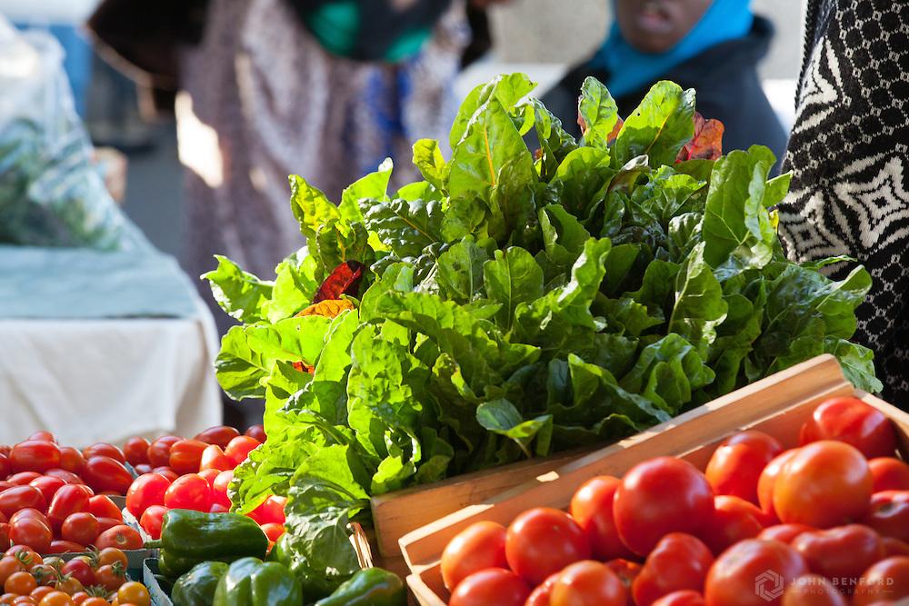 Manchester Farmer's Market, Manchester, NH
