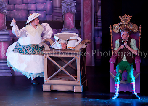 Arts1  Beauty & The Beast 31st July 2010 Stantonbury Theatre