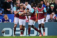 Leicester City v West Ham United 170416