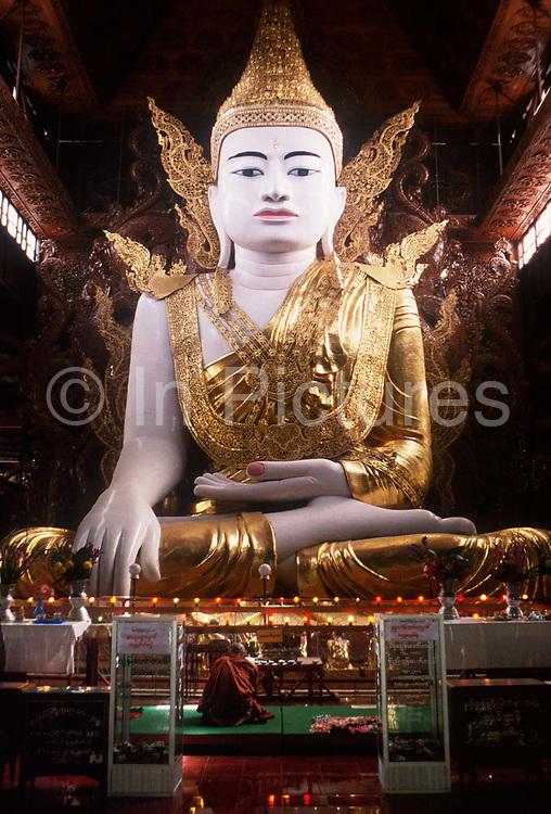 Nga Htat Gyi Pagoda, Rangoon, Burma 2001