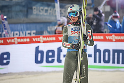 06.01.2021, Paul Außerleitner Schanze, Bischofshofen, AUT, FIS Weltcup Skisprung, Vierschanzentournee, Bischofshofen, Finale, im Bild Kamil Stoch (POL) // Kamil Stoch (POL) during the final of the Four Hills Tournament of FIS Ski Jumping World Cup at the Paul Außerleitner Schanze in Bischofshofen, Austria on 2021/01/06. EXPA Pictures © 2020, PhotoCredit: EXPA/ Tadeusz Mieczynski