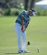 Bubba Watson (USA) during theThird Round of the The Arnold Palmer Invitational Championship 2017, Bay Hill, Orlando,  Florida, USA. 18/03/2017.<br /> Picture: PLPA/ Mark Davison<br /> <br /> <br /> All photo usage must carry mandatory copyright credit (© PLPA   Mark Davison)