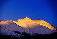 Rocky Mountains near Breckenridge, Colorado USA