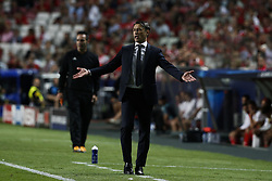 September 19, 2018 - Lisbon, Portugal - Niko Kovac of Bayern Munchen  during Champions League 2018/19 match between SL Benfica vs FC Bayern Munchen, in Lisbon, on September 19, 2018. (Credit Image: © Carlos Palma/NurPhoto/ZUMA Press)
