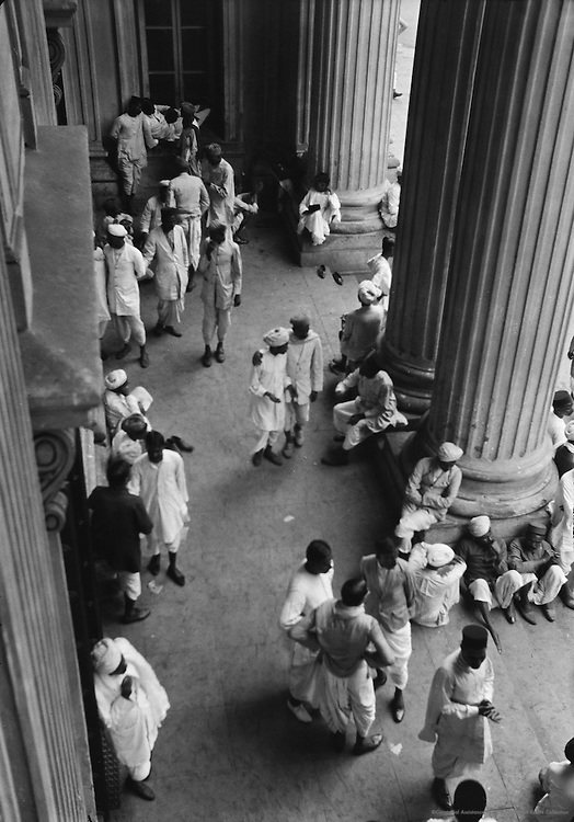 Royal Exchange, Calcutta, India, 1929