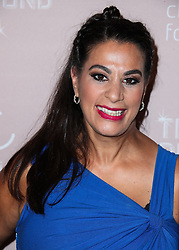 MANHATTAN, NEW YORK CITY, NY, USA - SEPTEMBER 13: Rihanna's 4th Annual Diamond Ball Benefitting The Clara Lionel Foundation held at Cipriani Wall Street on September 13, 2018 in Manhattan, New York City, New York, United States. 13 Sep 2018 Pictured: Maysoon Zayid. Photo credit: Image Press Agency/MEGA TheMegaAgency.com +1 888 505 6342