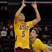 USC M Volleyball v Stanford