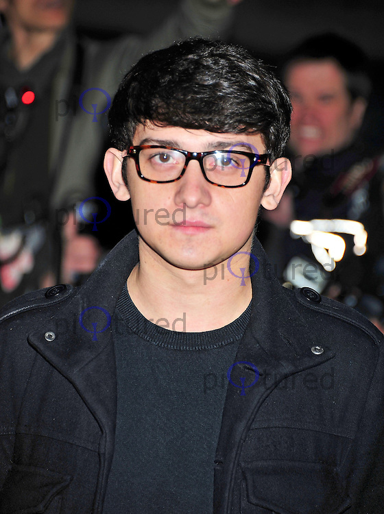 LONDON - FEBRUARY 06: Craig Roberts attends the London Evening Standard British Film Awards at the London Film Museum, County Hall, South Bank, London, UK on February 06, 2012. (Photo by Alan Roxborough)