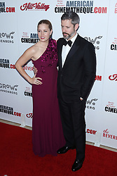 Amy Adams, Darren Le Gallo at the 31st Annual American Cinematheque Awards Gala held at the Beverly Hilton Hotel on November 10, 2017 in Beverly Hills, California, USA (Photo by Art Garcia/Sipa USA)