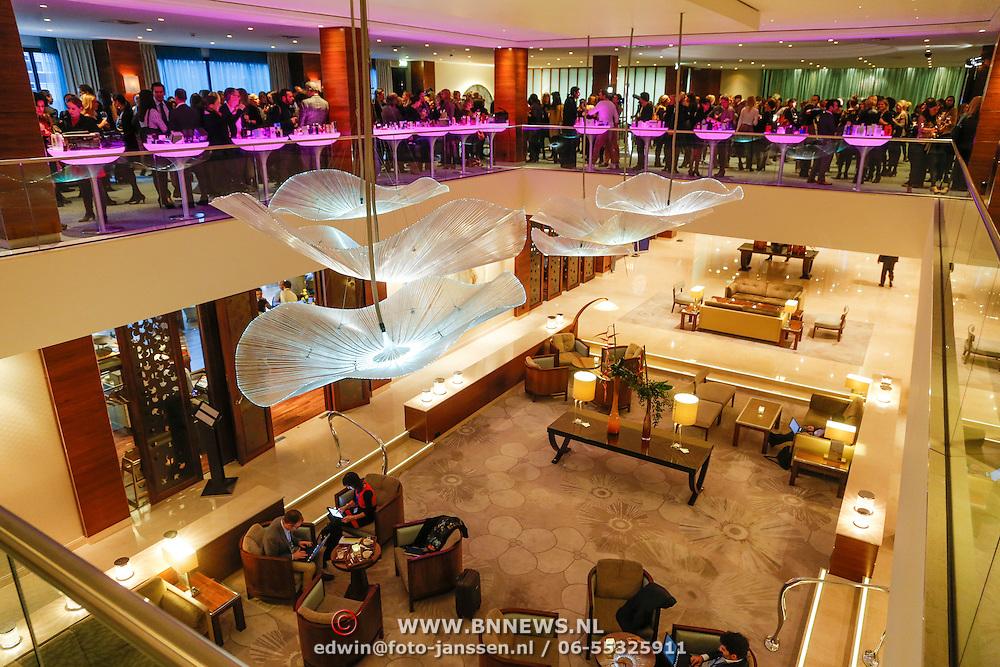 NLD/Amsterdam/20130205 - Beauty Astir Awards 2013, hal Okura hotel