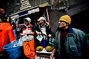 Sicily, Catania, the ancient and famous fish market