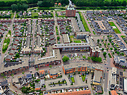 Nederland, Overijssel, Gemeente Almelo; 21–06-2020; Overzicht Noordoosten van Almelo, Sluitersveld, Rumerslanden.<br /> <br /> luchtfoto (toeslag op standaard tarieven);<br /> aerial photo (additional fee required)<br /> copyright © 2020 foto/photo Siebe Swart
